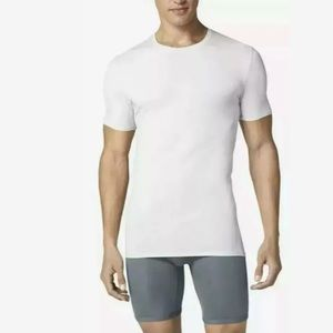(2 Pack)Tommy John Cotton Crew Neck Undershirt